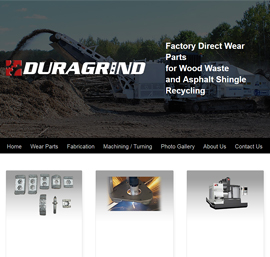 Duragrind Grinder Wear Parts