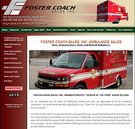 Foster Coach Sales, Inc.