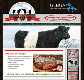 Great Lakes Belted Galloway Association (GLBGA)